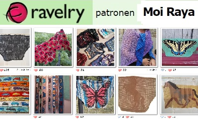 Basispatroon / basic pattern / motif de crochet - Ravelry